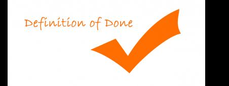 Sind wir schon da? – Die Definition of Done (DoD)
